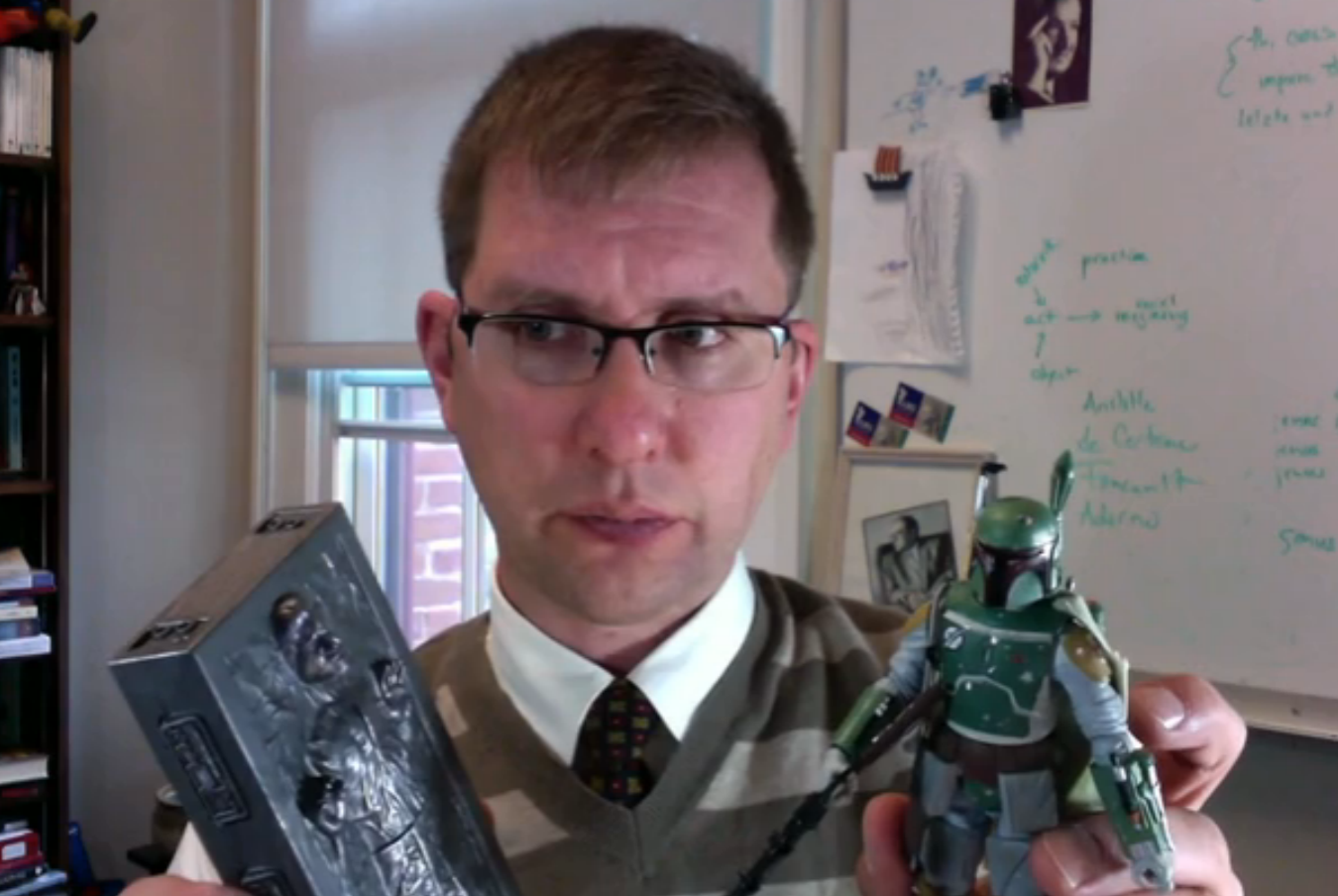 Greg Walter Book Blog Tour, Day 1: Being Promised and Boba Fett ...