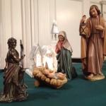 John and Holy Family