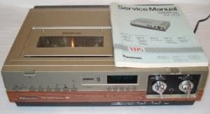 VCR.panasonicvhsvcrmodelpv-1270_1