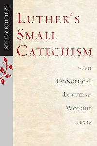 http://store.augsburgfortress.org/store/product/7572/Luther-Small-Catechism-Study-Edition-with-Evangelical-Lutheran-Worship-texts?c=249854