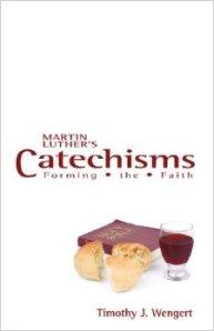 http://www.amazon.com/Martin-Luthers-Catechisms-Forming-Faith/dp/080062131X/ref=sr_1_1?ie=UTF8&qid=1414589138&sr=8-1&keywords=Martin+Luther%27s+Catechisms+Wengert