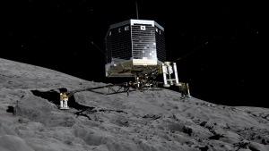 Comet.Philae.Probe.