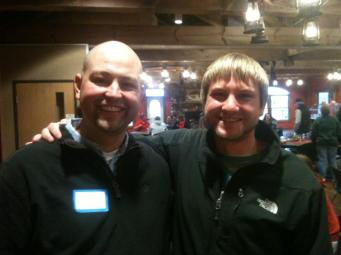 (With Korey Breutzmann, October 10, 2012 at Joy Ranch, Florence, SD)