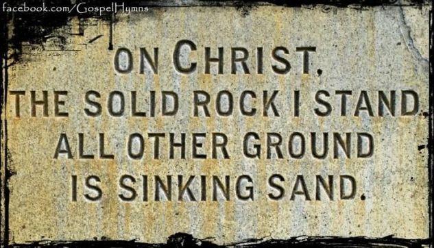 solid-rock-faith